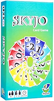 Magilano SKYJO The Ultimate Card Game for Kids and Adults. The Ideal Board Game for Funny, Entertaining and exciting Playing