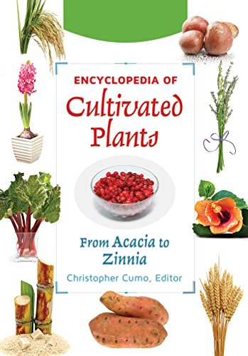 Encyclopedia of Cultivated Plants: From Acacia to Zinnia Pdf