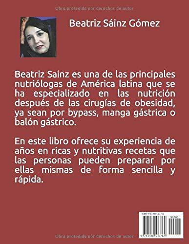 Recetario Artesanal: en la cirugía de obesidad: Amazon.es: Beatriz ...