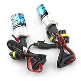 Car HID Xenon Single Beam Lights Bulbs Lamps H1 10000K Brilliant Blue(12V,35W) - 1 Pair