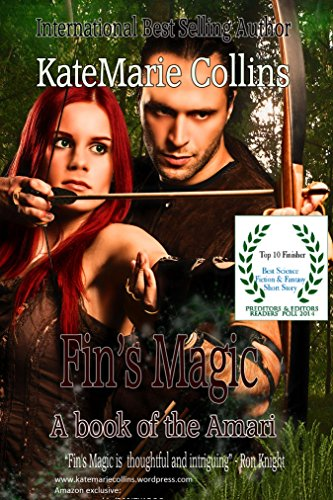 Fin's Magic: A Book of the Amari by [Collins, KateMarie]