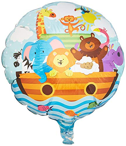 Anagram 33686 Welcome Home Art Foil Balloon 18 Multicolored