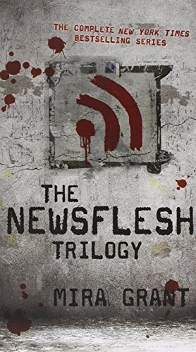 The Newsflesh Trilogy: Blackout/Deadline/Feed by Mira Grant (2012-10-30)