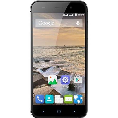 ZTE Blade L6 Smartphone (12,7 cm (5 Zoll) Display, 8 Megapixel Kamera, 8 GB Speicher) Grau
