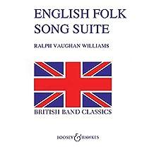 English Folk Song Suite: Full Score