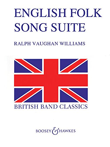 English Folksong Suite Symphonic Concert Band Full Score
