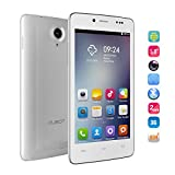 CUBOT P10 5'' Android 4.2 MTK6572 Dual Core 1.2GHz RAM 1GB ROM 8GB 8MP Camera Unlocked Quad WCDMA GPS QHD Capacitive Smartphone (White)