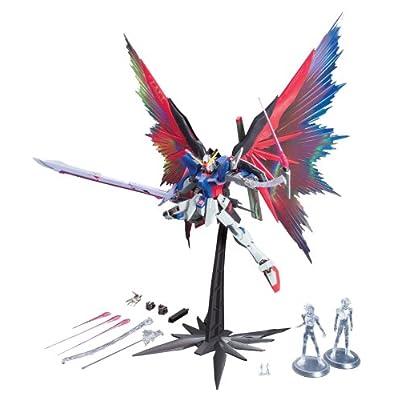 Bandai Hobby Extreme Blast Mode Mobile Suit Gundam Seed Destiny Model Kit (1/100 Scale): Toys & Games