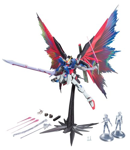 Bandai Hobby Extreme Blast Mode Mobile Suit Gundam Seed Destiny Model Kit (1/100 ()