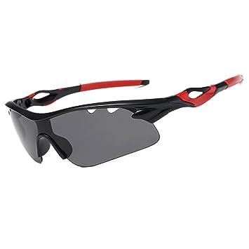 Gafas de Sol Deportivas-DAUCO UV400 Protección Gafas de Sol polarizadas para Bicicleta Acampada Golf