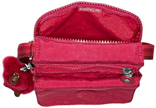 Bolsos Cherry C Rosa Eldorado Mujer Kipling bandolera Pink 4Ax8waq