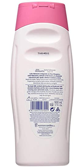 Amazon.com: Instituto Espanol 400ml Rosehip Hydrating Body Milk: Health & Personal Care
