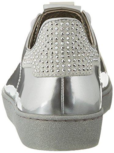 Högl 3-10 0354 7600, Zapatillas para Mujer Plateado (silber7600)
