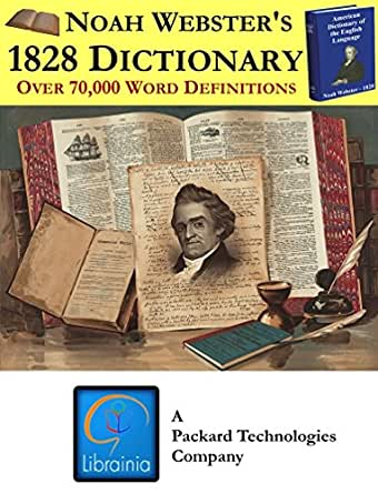 an american dictionary of the english language 1828
