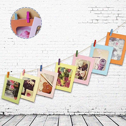 Paper Photo Flim Album Frame Wall Hanging Picture Wall Deco
