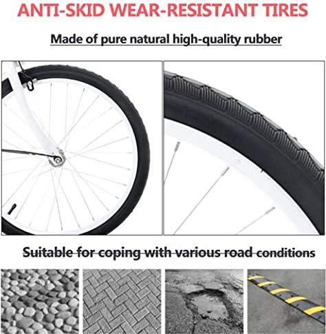 耐荷重リアフレームと男性と女性のための自転車を折りたたみ、20インチの可変速自転車軽量サスペンション滑り止め、