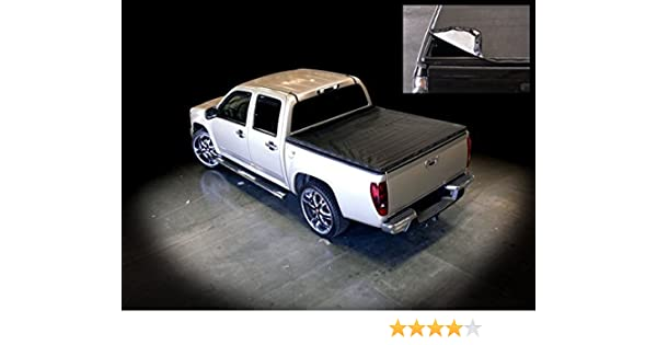 Amazon Com Hs Power Snap On Tonneau Cover 97 03 For F150 99 F250 Ld Truck Flareside 6 5 Ft 78 Bed Automotive
