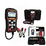 Autool Foxwell BT705 Battery Diagnostic Tool Auto Car 12V Battery Load Tester Analyzer Tool With Bluetooth Printer