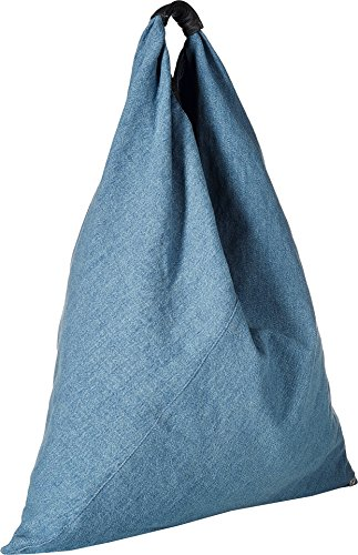 Bag Maison Denim Stone Margiela Womens Hobo Blue Washed Jean MM6 YPqdP