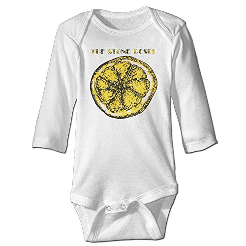 The Stone Roses Rock Band Baby Long Sleeve Bodysuits