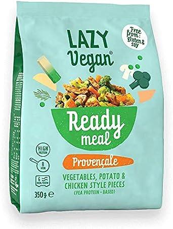 Lazy Vegan Comida Provenzal Preparada (Provençale Ready Meal ...