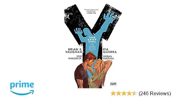 Y: The Last Man, Book 5, Deluxe Edition