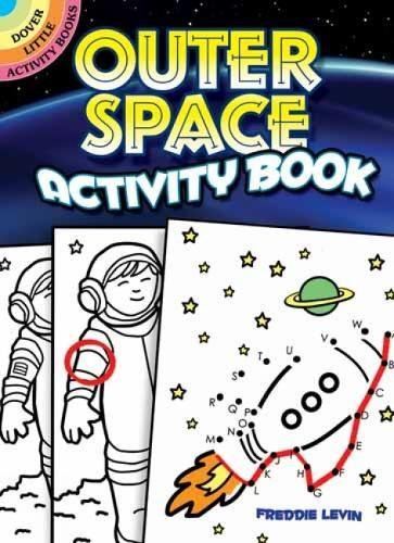 Outer Space Activity Book (Dover Little Activity