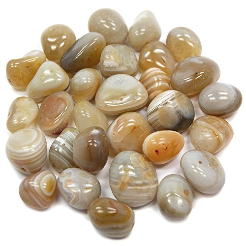 Tumbled Banded Agate (5/8