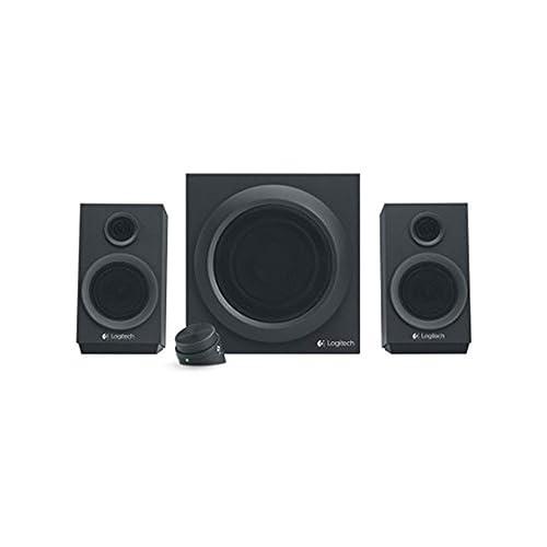 Logitech Z333 Sistema de Altavoces Multimedia Negro
