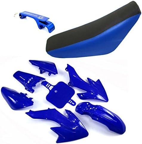 Plastic Fairing Fender Kits for Honda XR50 CRF50 Pit Dirt Bike Atomik Thumpstar