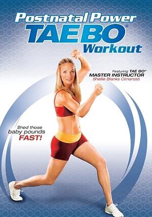 taebo exercise steps
