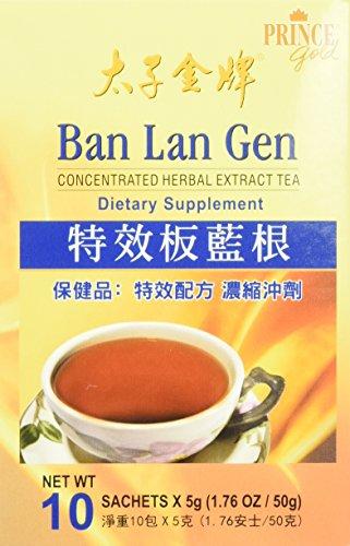 PRINCE OF PEACE Ban Lan Gen 10 Bag, 0.02 - Ban 10