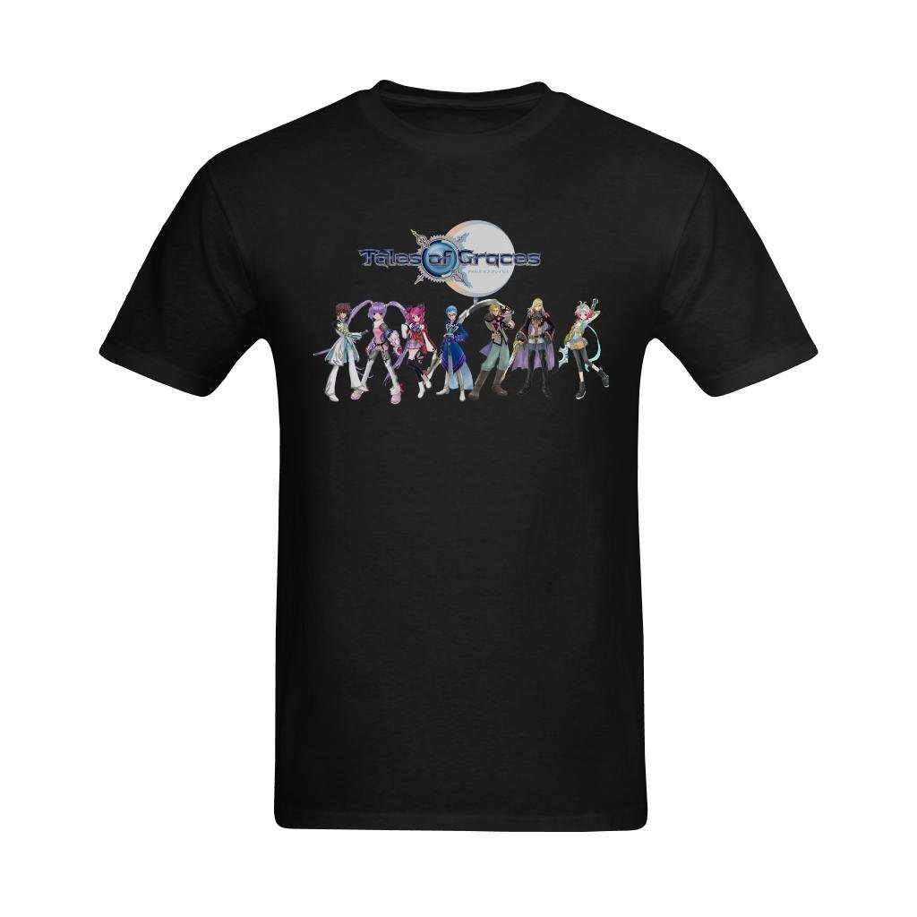 S Tales Of Graces Group Cover Design Shirts