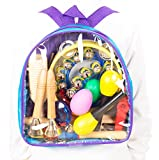 Kids Musical Instruments 10 pcs Top Percussion Toys Children Rhythm Band Set
