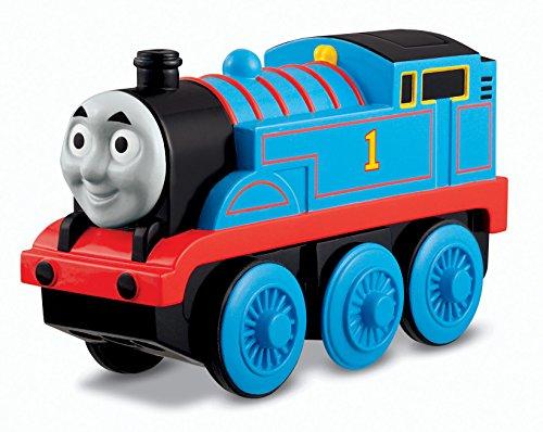 Fisher-Price Thomas & Friends Wooden Railway, Train, Thomas - Battery Operated Train by Thomas & Friends