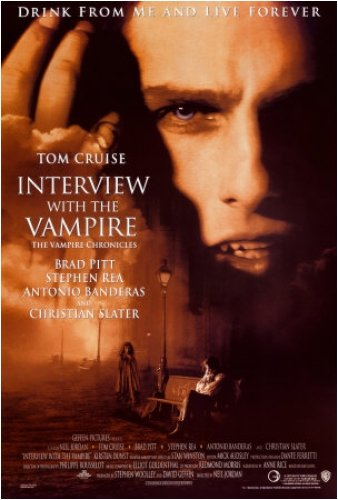 Image result for interview with the vampire poster