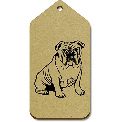 Large Azeeda 10 'English regalobagagliotg00068294 99mm X Bulldog' Tag 51mm doxBCWer