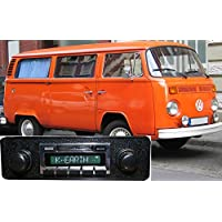 1968-1979 Volkswagen Bus USA-630 II High Power 300 watt AM FM Car Stereo/Radio with iPod Docking Cable