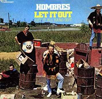 Image result for The Hombres - Let It Out (Let It All Hang Out)