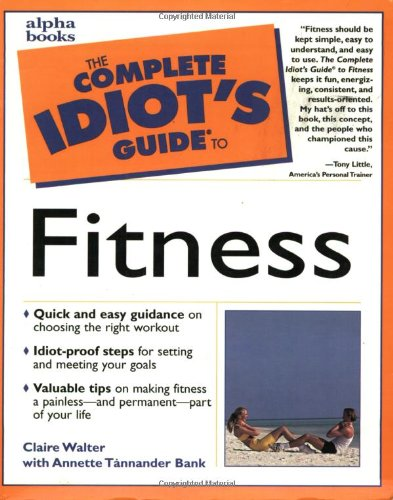 Complete Idiot's Guide to Fitness PDF