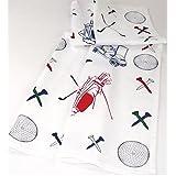 Let's Go Golfing Kitchen Towel, Set of 2