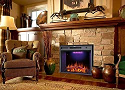 Masarflame Electric Fireplace Insert by Masarflame