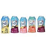 Crystal Light Liquid Variety Drink Mix 1.62 Fl Oz – Tropical Coconut, Strawberry Lemonade, Black Cherry Lime, Strawberry Pineapple Refresh, Blackberry Lemonade Pack of 5