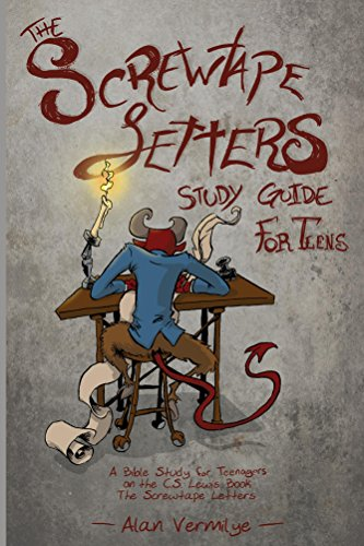 Screwtape Letters Study Guide Teens ebook product image
