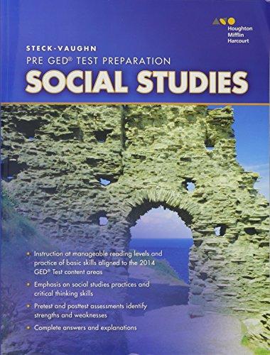 Steck-Vaughn Pre-GED: 2014 Social Studies