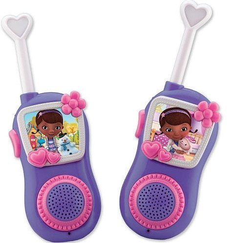 Doc McStuffins The Doc is In FRS 2-Way Radios by Doc McStuffins (Image #1)
