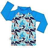 Kids Rash Guard UPF 50 Sun Protection Shirt