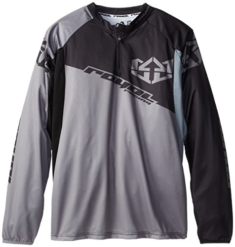 Royal Racing Long Sleeve Stage Jersey, Grey, - Jersey Racing Royal Race