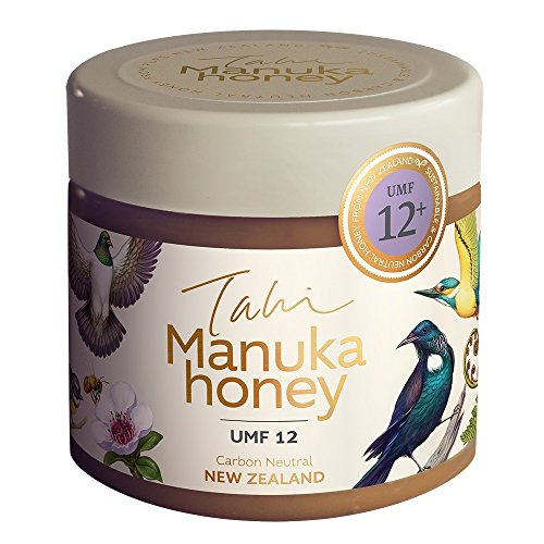 Manuka Honey UMF12+ eco-friendly, raw and pure 400gram (14.1oz) by Tahi by Tahi