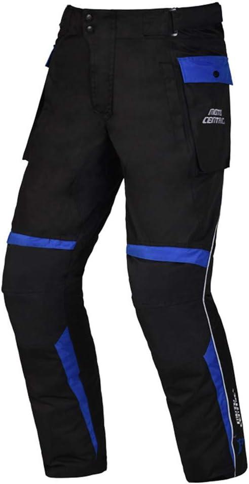 Traje De Carreras Unisex Motocicleta Blindada CE Pantalones Para Motocicleta C/álido Azul,M TIUTIU Pantalones Impermeables Para Montar En Motocicleta Impermeable Traje Para Motocicleta